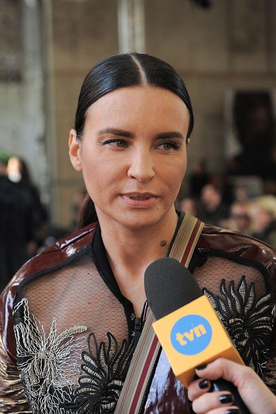Co się stało z twarzą Joanny Horodyńskiej? (FOTO)