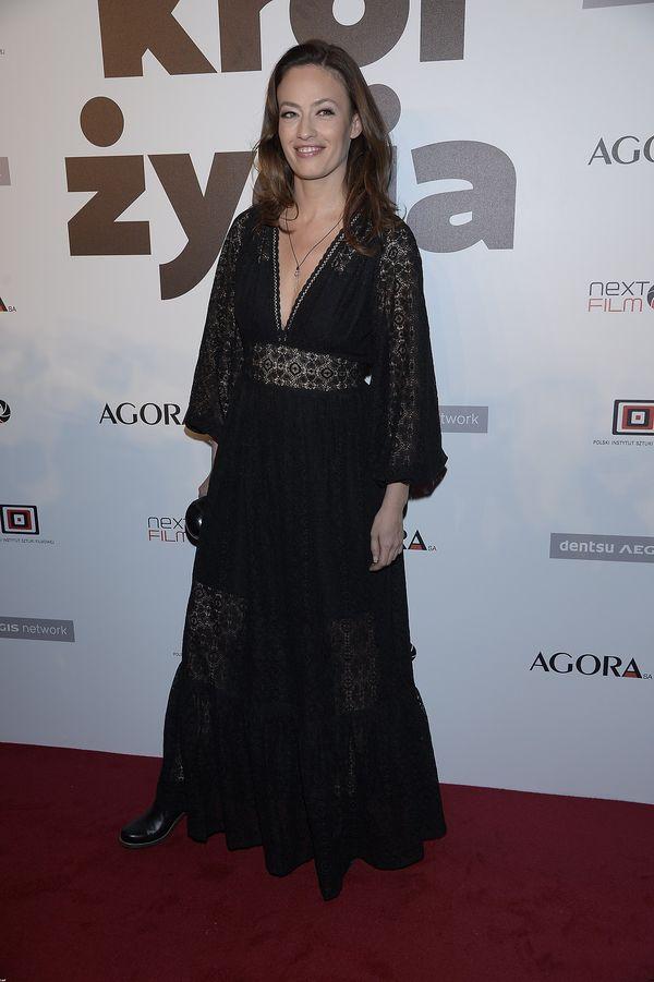 Magdalena Różdżka w świetnej stylizacji w stylu boho (FOTO)