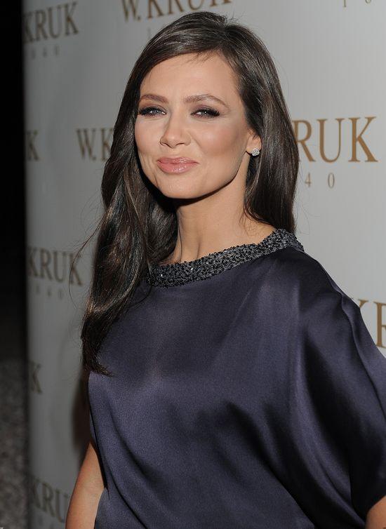 Kinga Rusin zachwyciła makijażem (FOTO)