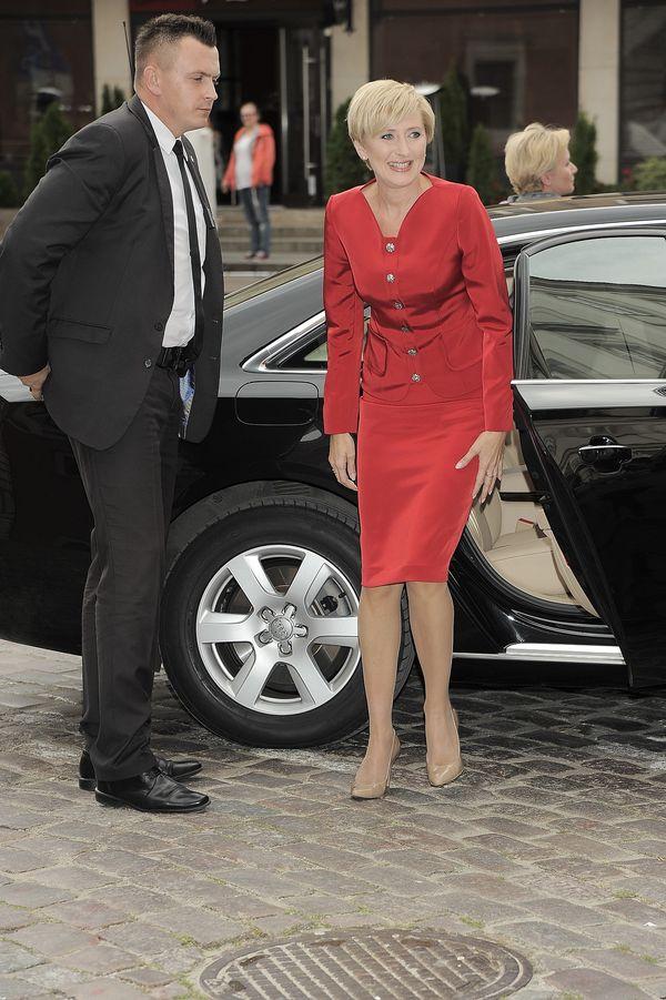 Agata Duda spełnia się w roli Pierwszej Damy? (FOTO)