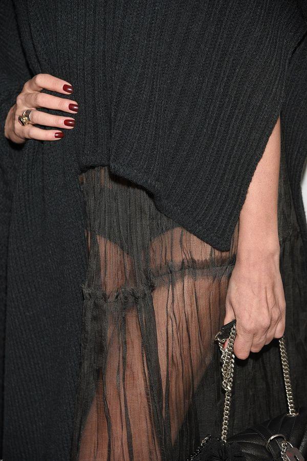 Joanna Horodyńska świeciła majtkami na salonach (FOTO)