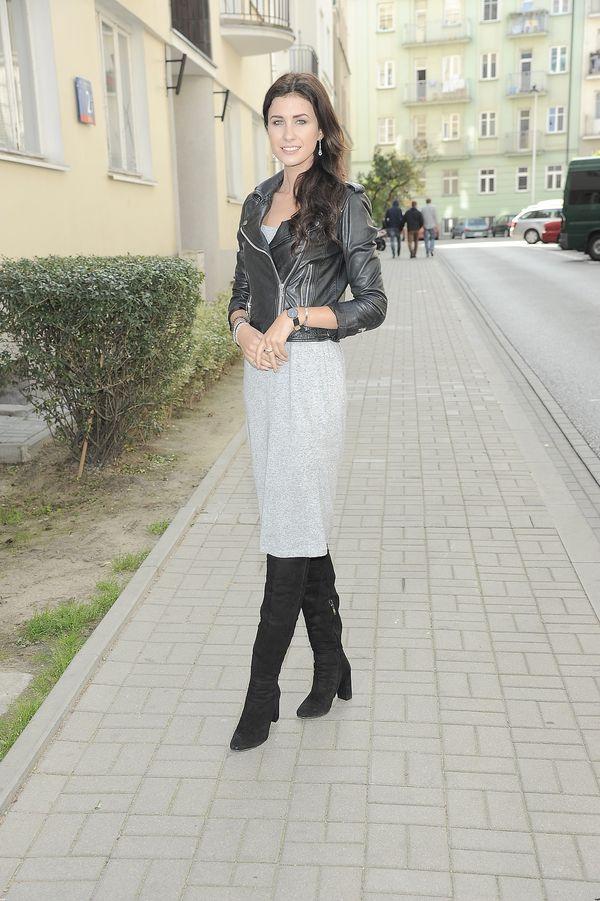 Ewa Mielnicka zostanie projektantką mody? (FOTO)