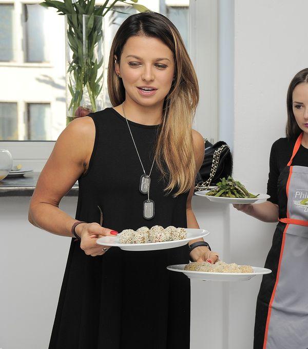 Anna Lewandowska: Nie mam czasu na gotowanie (FOTO)