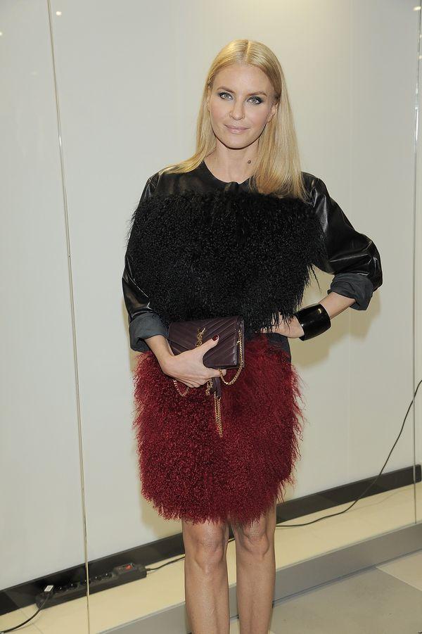 Joanna Horodyska nigdy nie nudzi swoimi stylizacjami