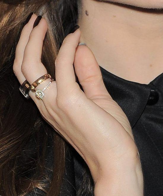 Marta Żmuda-Trzebiatowska pokazała pierścionek zaręczynowy