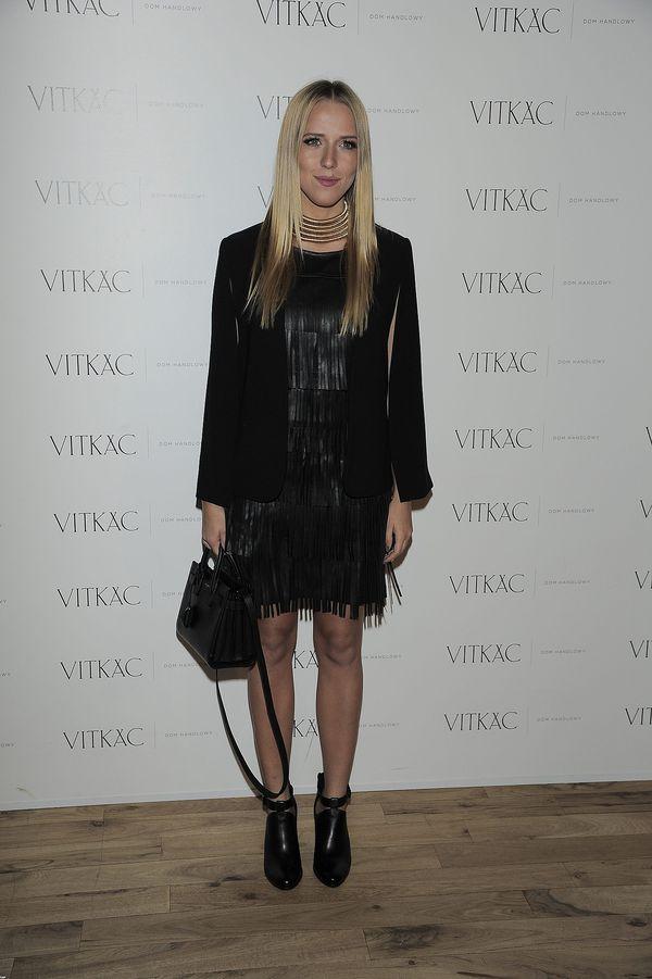 Jessica Mercedes na imprezie urodzinowej VITKACa (FOTO)