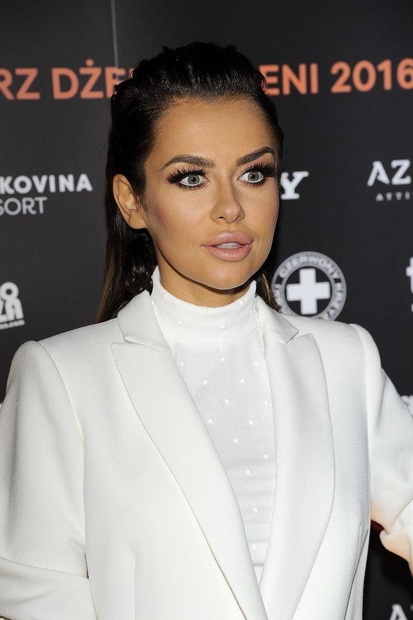 Natalia Siwiec nie zdążyła umyć włosów przed imprezą?