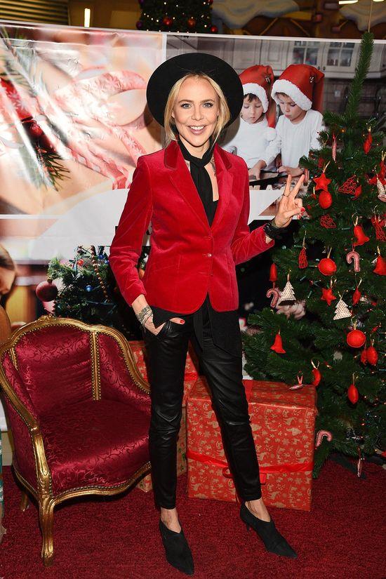 Świąteczne stylizacje celebrytek (FOTO)