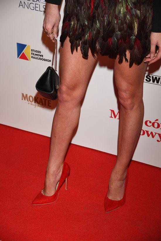 Joanna Opozda przesadziła z długością? (FOTO)