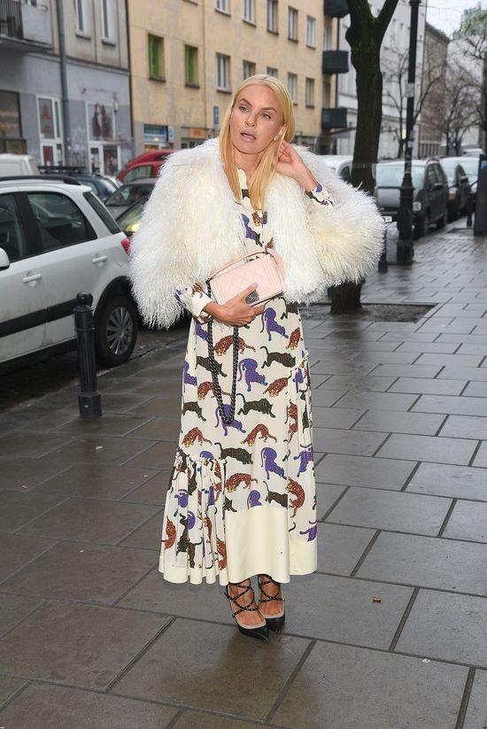 Joannie Horodyńskiej nie służy ciepły blond? (FOTO)
