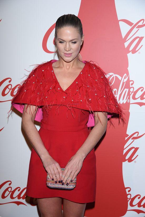 Zosia Ślotała przebrała się za Coca-Colę? (FOTO)
