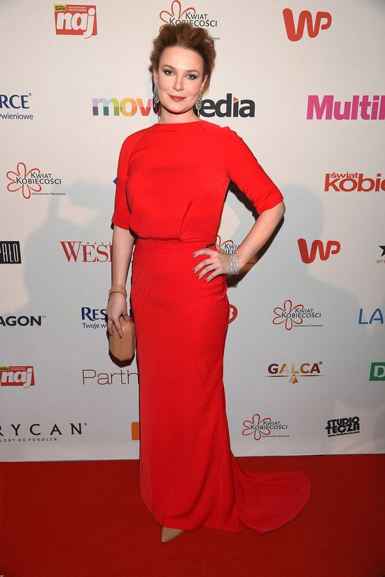 Gwiazdy na  Gala Finałowa Kampanii Piękna bo Zdrowa (FOTO)
