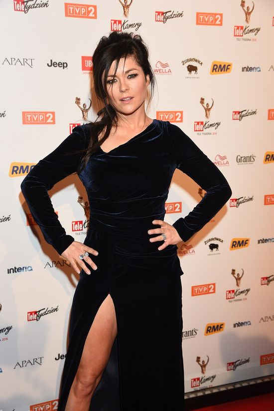Kasia Cichopek chciała być jak Angelina Jolie?
