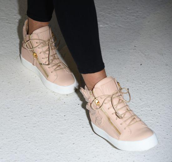 Anna Lewandowska w najmodniejszych butach wiosny 2016