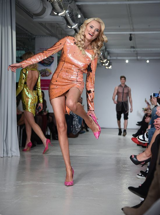 Uczestnicy Top Model na wybiegu - jak wypadli? (FOTO)