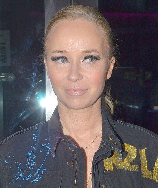 Czy to najgorszy makijaż Joanny Przetakiewicz? (FOTO)