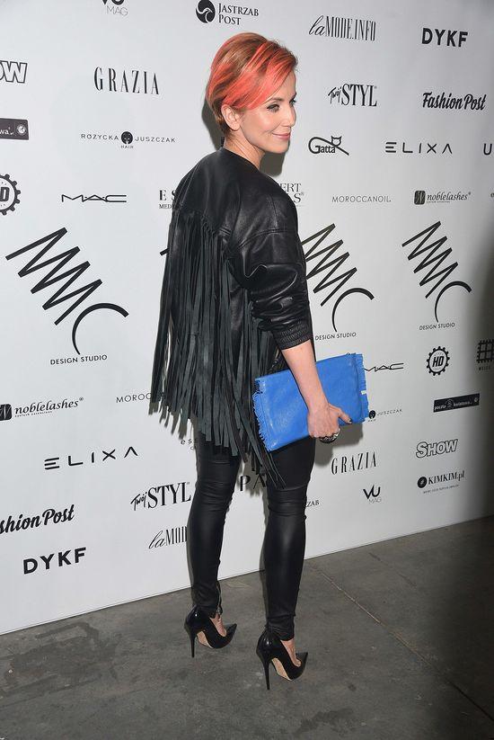 Kasia Zielińska zaszalała z kolorem włosów (FOTO)