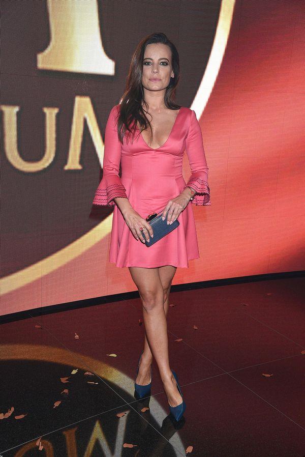 Ta sukienka zmasakrowała figurę Anny Muchy? (FOTO)