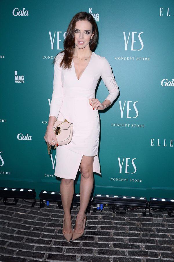 Anna Wendzikowska i jej świetna stylizacja na imprezie YES