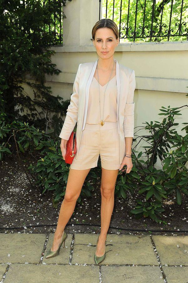 Agnieszka Popielewicz udowadnia, że potrafi się nieźle ubrać?