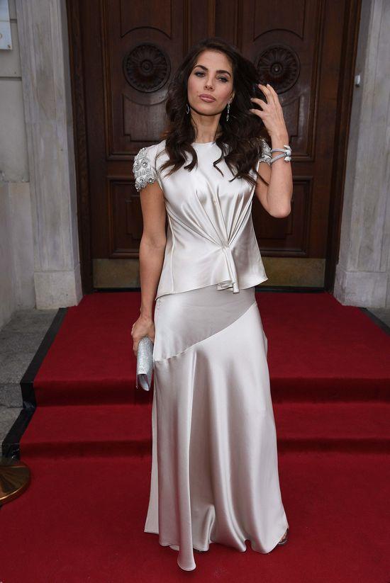 Weronika Rosati w sukience, w której nikt nie wyglądałby dobrze