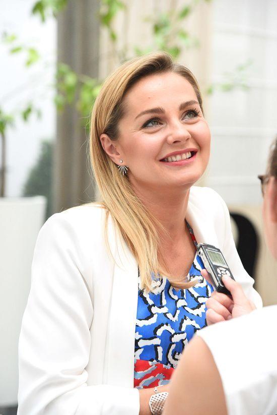 Małgorzata Socha i jej perfekcyjny letni look (FOTO)