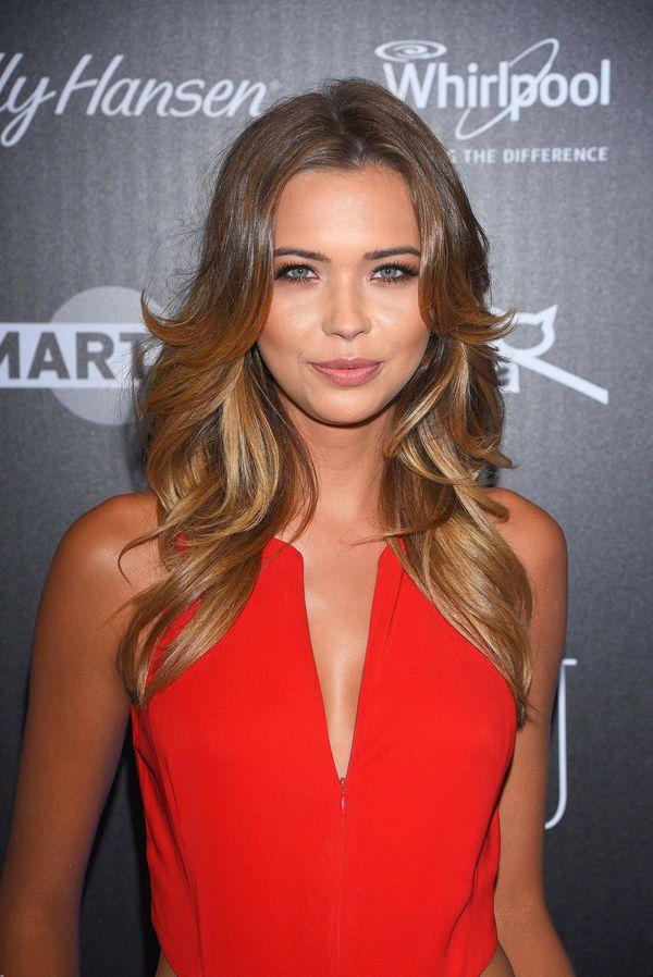 Modelka Victoria's Secret została twarzą kampanii Moiess, marki Jessiki Mercedes