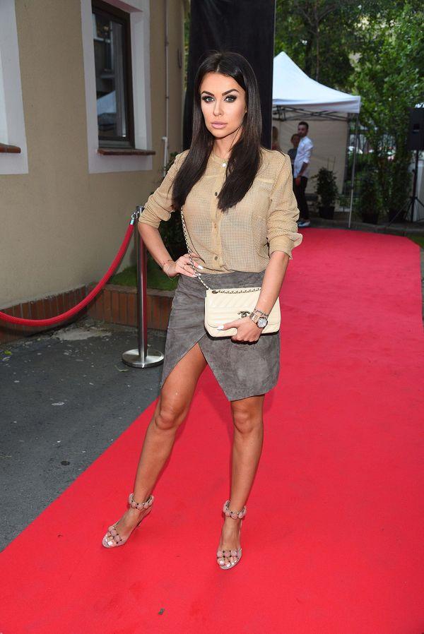 Natalia Siwiec musiała pochwalić się nową torebką (FOTO)