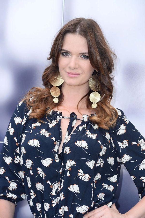 Karolina Malinowska zmieściła się w sukienkę, którą nosiła 20 lat temu