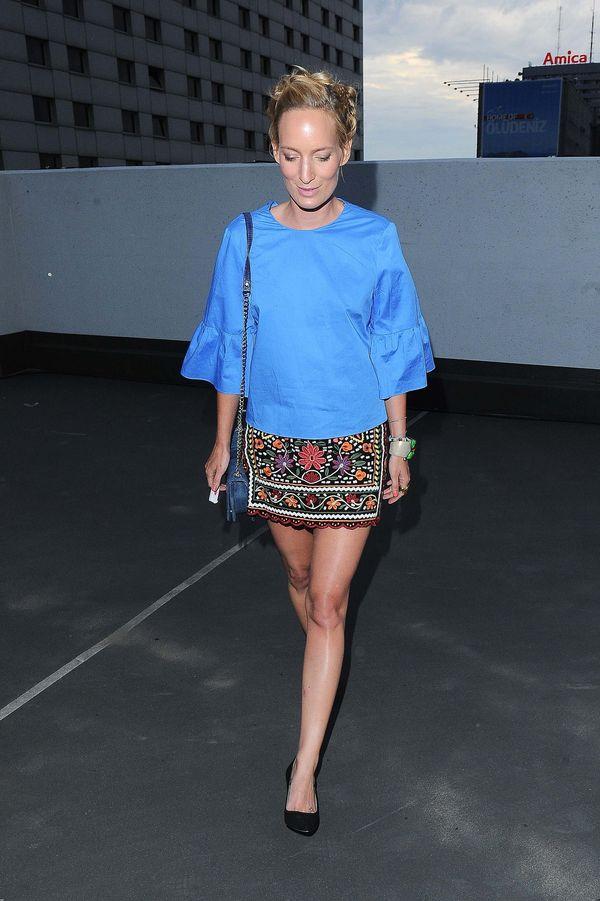 Macademian Girl vs Kaja Śródka - kto nosi lepiej kolor niebieski?