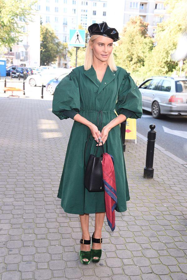 Joanna Horodyńska chyba nigdy nie przestanie nas zaskakiwać (FOTO)