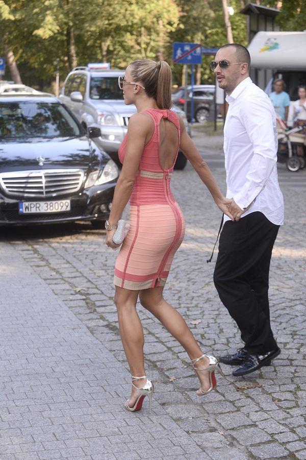 Zobaczcie, jak Ewa Chodakowska wyglądała na ślubie Małgorzaty Rozenek