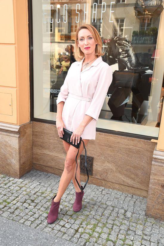 Wiedzieliście że Anna Kalczyńska ma takie nogi? (FOTO)