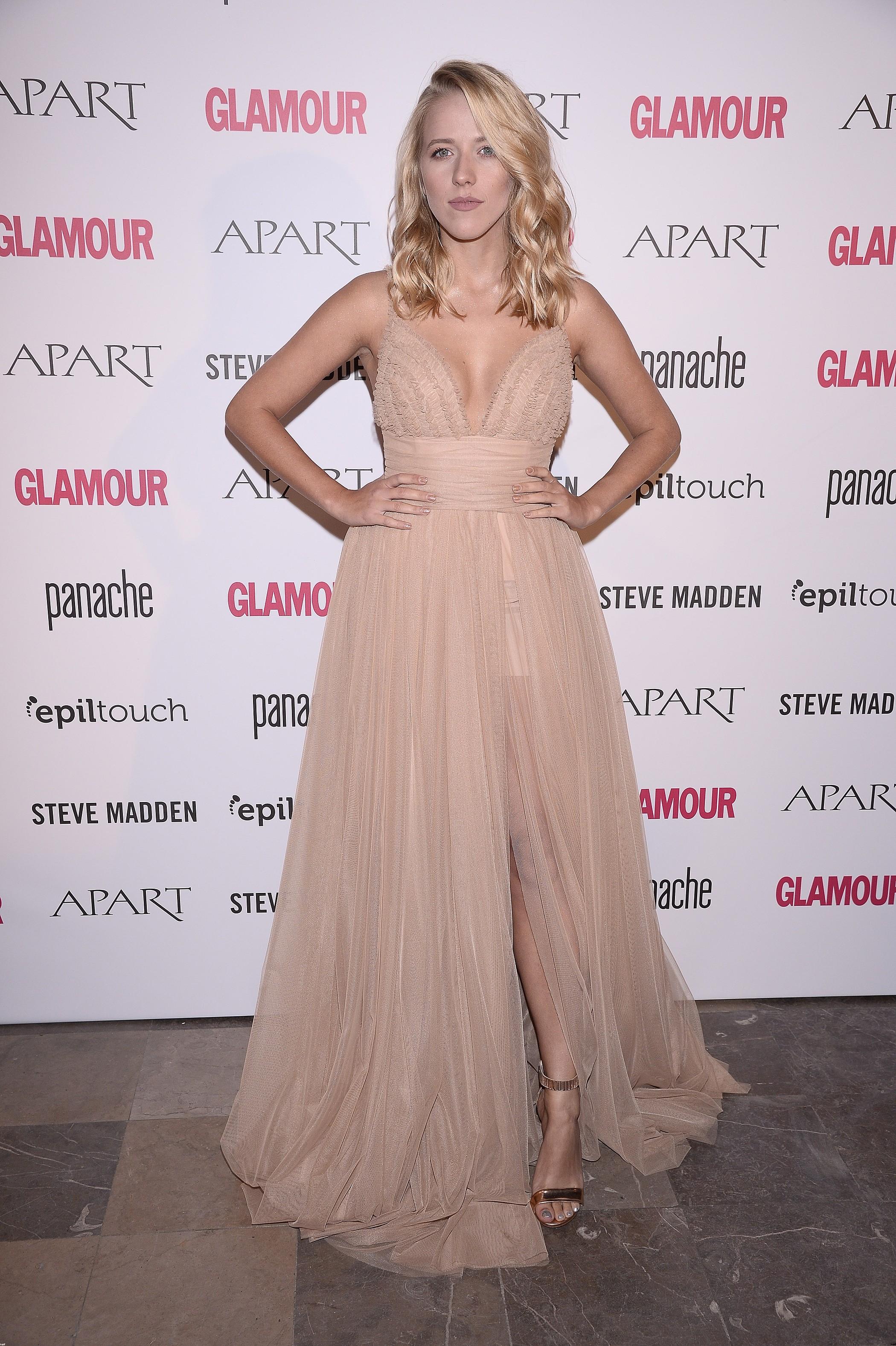 Jessica Mercedes na gali Kobieta Glamour  - otrzymała nagrodę Fashion Icon 2016!