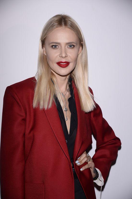 Maja Sablewska przesadziła z makijażem (FOTO)