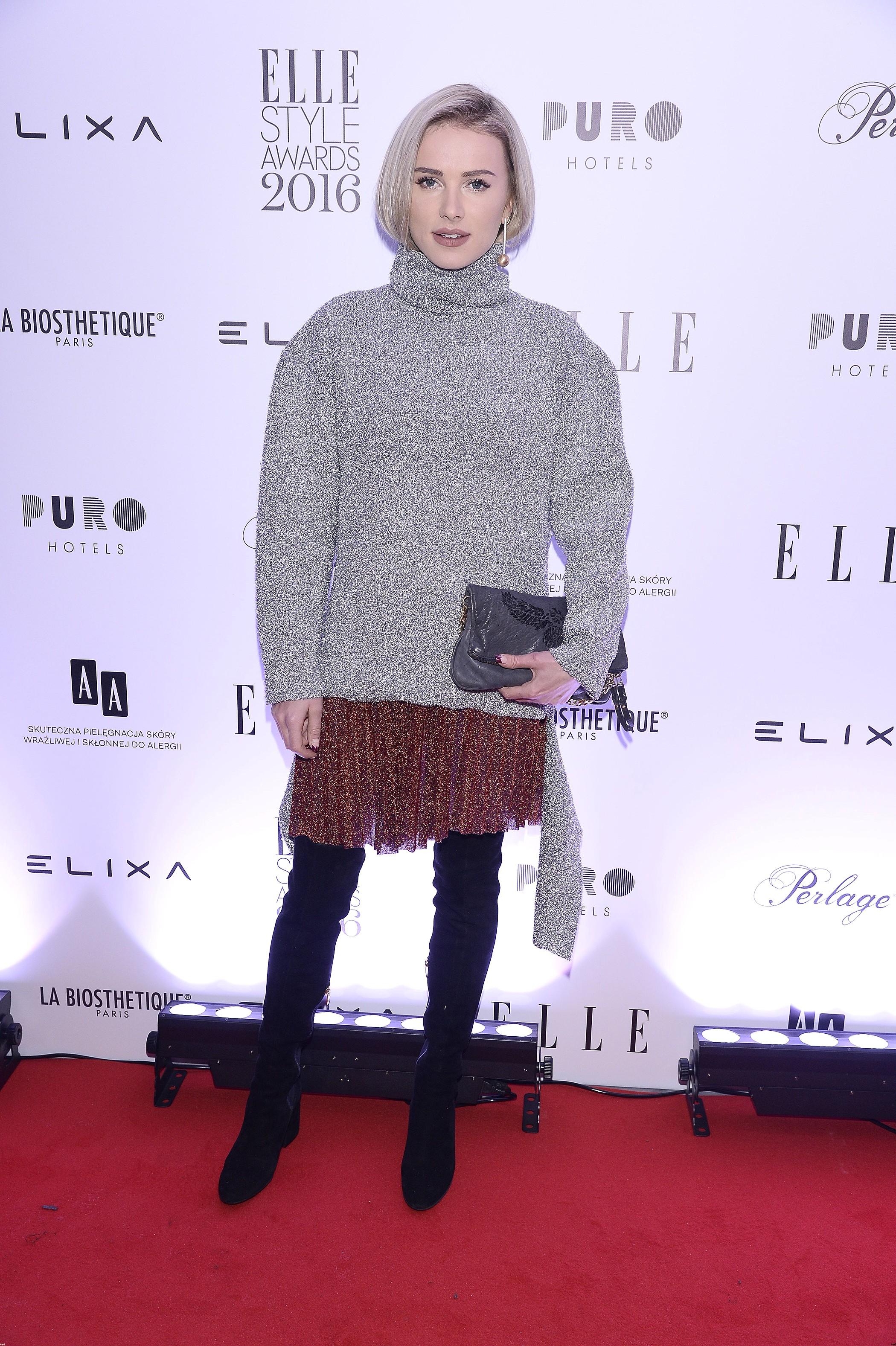 Maffashion przyszła na galę w swetrze z Paris Fashion Week (FOTO)