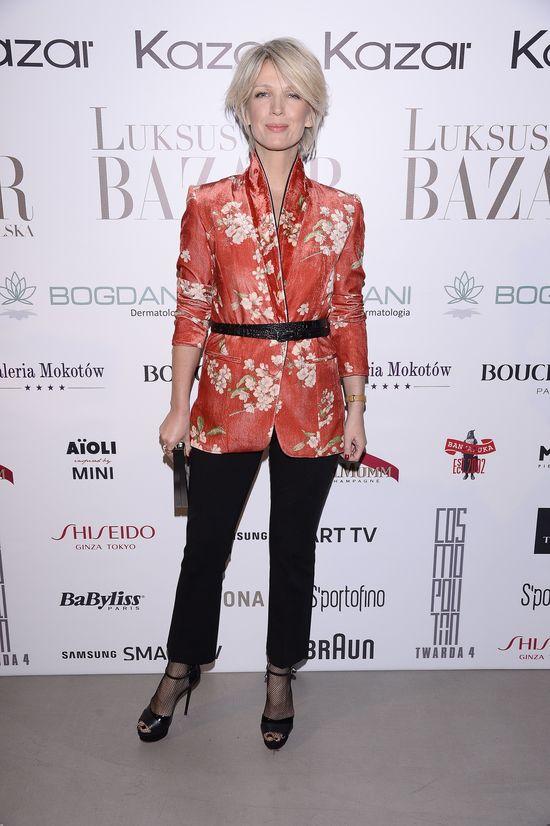 Stylizacje gwiazd na imprezie Harper's Bazaar (FOTO)
