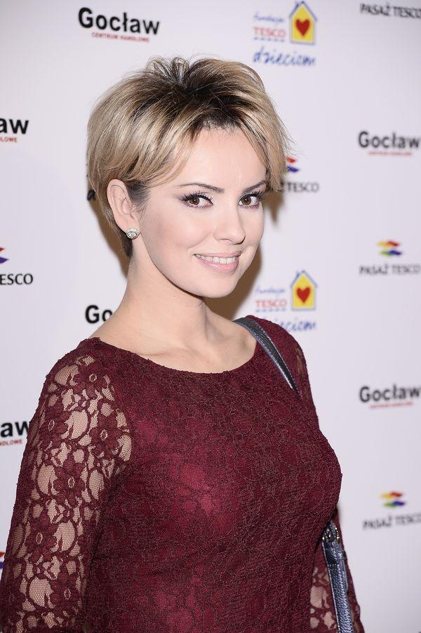 Dorota Gardias już tak nie wygląda! Powinna zwolnić swojego fryzjera...
