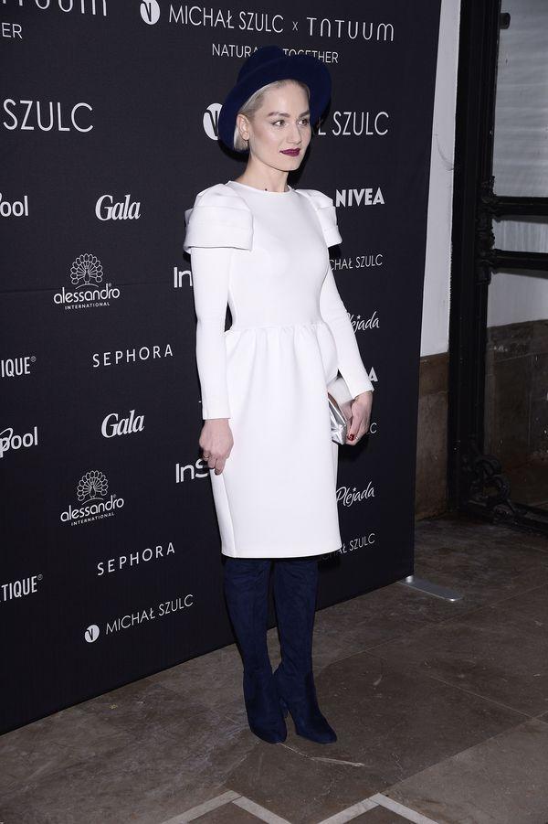 Marika w bieli - zobaczcie i oceńcie jej najnowszą stylizację (FOTO)