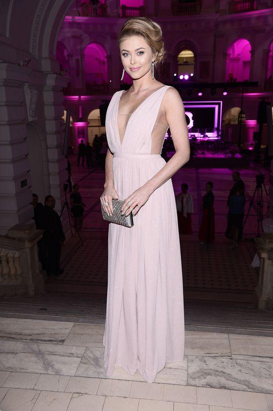 Jaka piękna! W tej sukni Asia Opozda wyglądała jak księżniczka! (FOTO)
