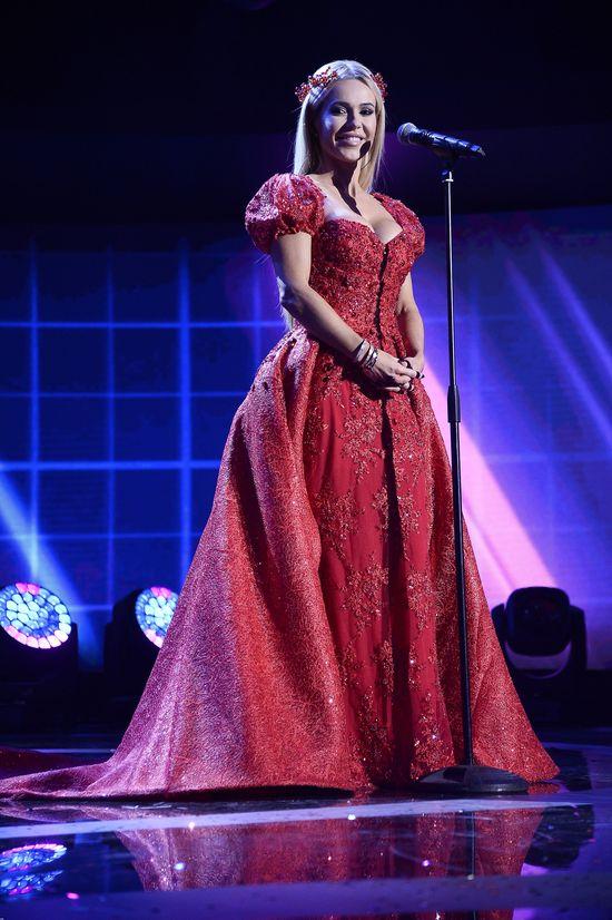 WOW! Doda na eliminacjach do Eurowizji wyglądała przepięknie! (FOTO)
