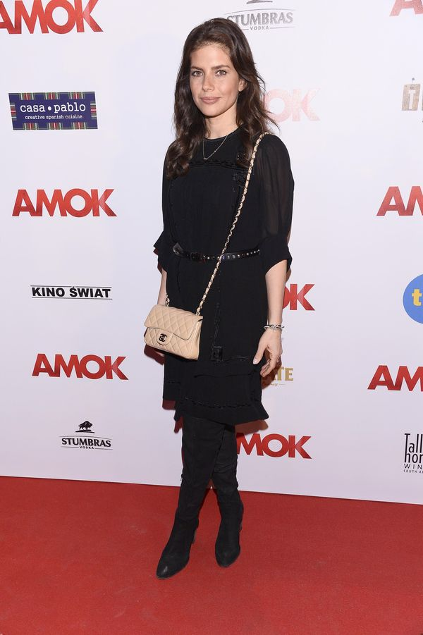 Nie uwierzycie w co na premierę ubrała się Weronika Rosati! (FOTO)