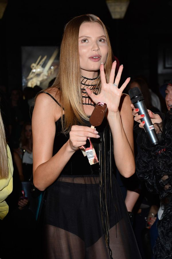 Magdalena Frąckowiak bez makijażu wygląda jak... nastolatka! (FOTO)