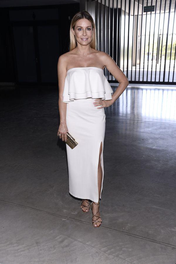 Elegancko i seksownie - Małgorzata Rozenek zachwyca w białej sukience (FOTO)
