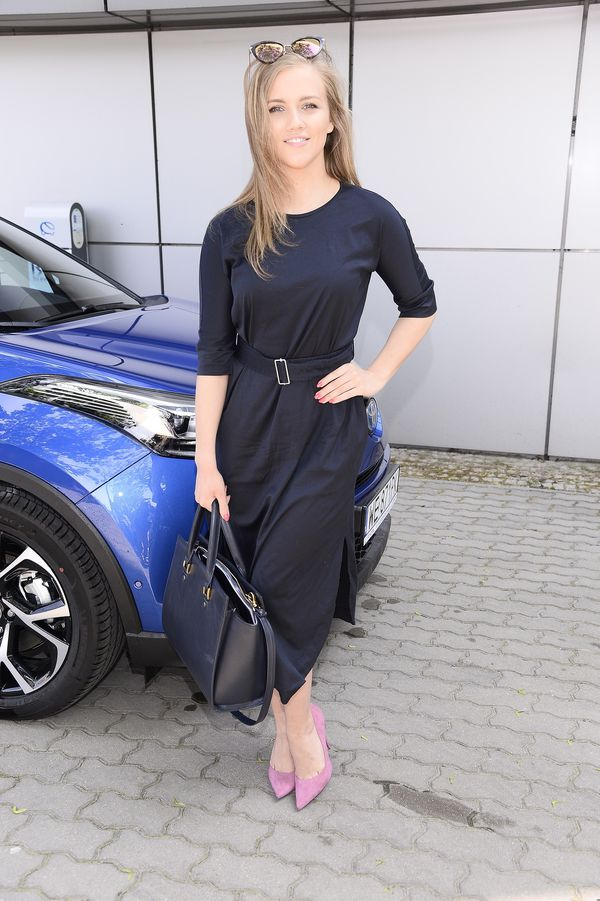 WOW! Agnieszka Kaczorowska bardzo schudła?!? (FOTO)