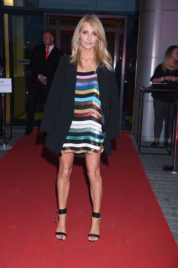 Kylie Jenner w takiej samej sukience jak... Aneta Kręglicka! (FOTO)