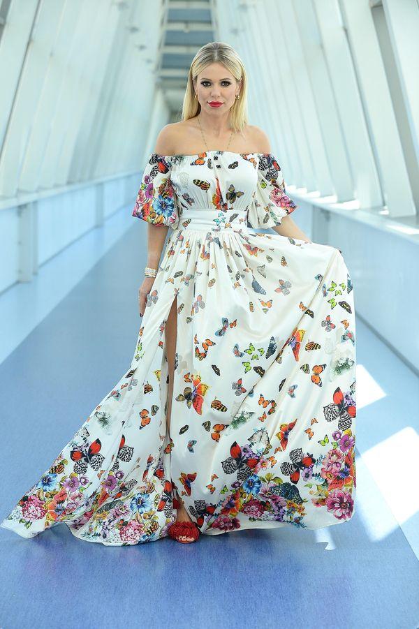 Doda w najpiękniejszej sukni jaką widziałyście (FOTO)