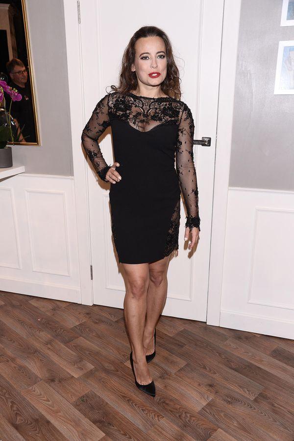 Anna Mucha pokazuje jak NIE nosić małej czarnej (FOTO)