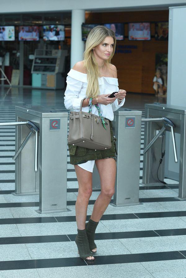 Dominika Grosicka zostanie blogerką urodową? [VIDEO]