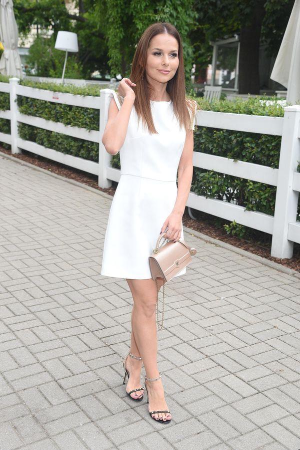 Paulina Sykut w najbardziej uroczej sukience, jaką widziałyście (FOTO)